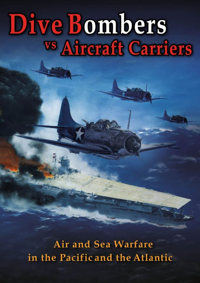 Dive Bombers Vs. Aircraft Carriers