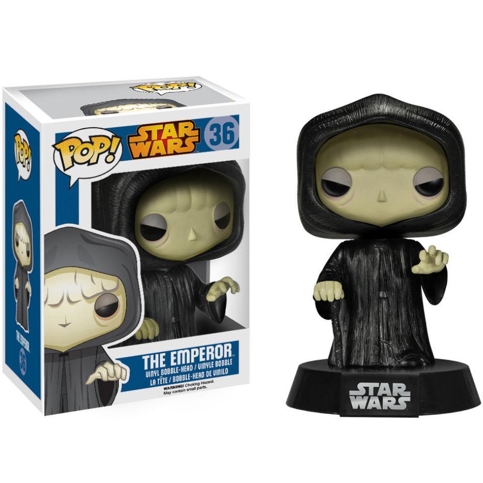 Star Wars Emperor Palpatine Pop Vinyl Figure Merchandise