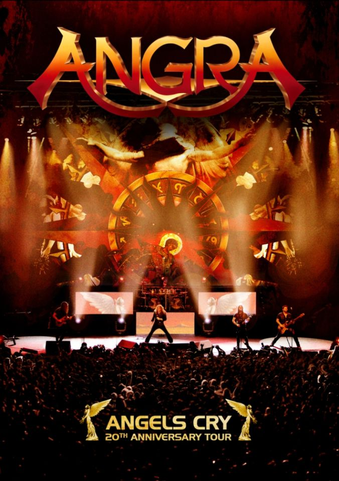 Angra: Angels Cry - 20 Anniversary Tour