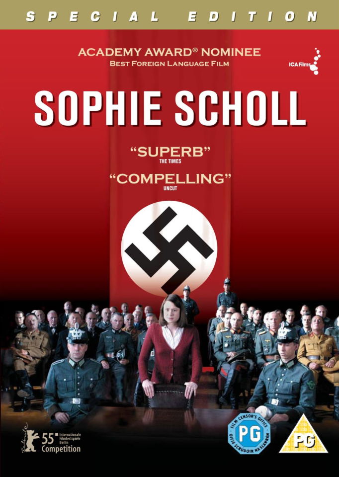 Sophie Scholl [Special Edition]