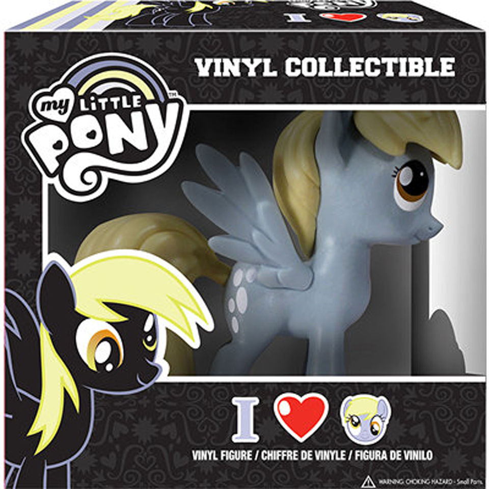 My Little Pony Derpy Vinyl Figure
