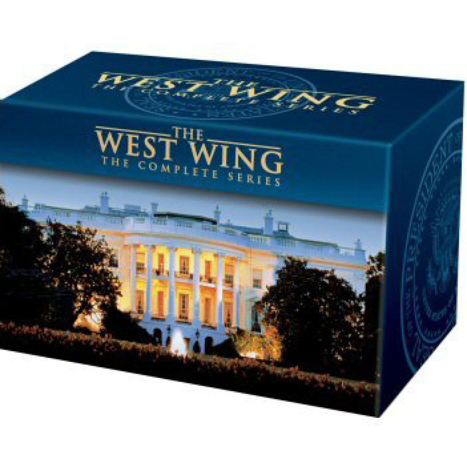 Ebay Mastercard Login >> The West Wing - The Complete Series [Collector's Box Set ...