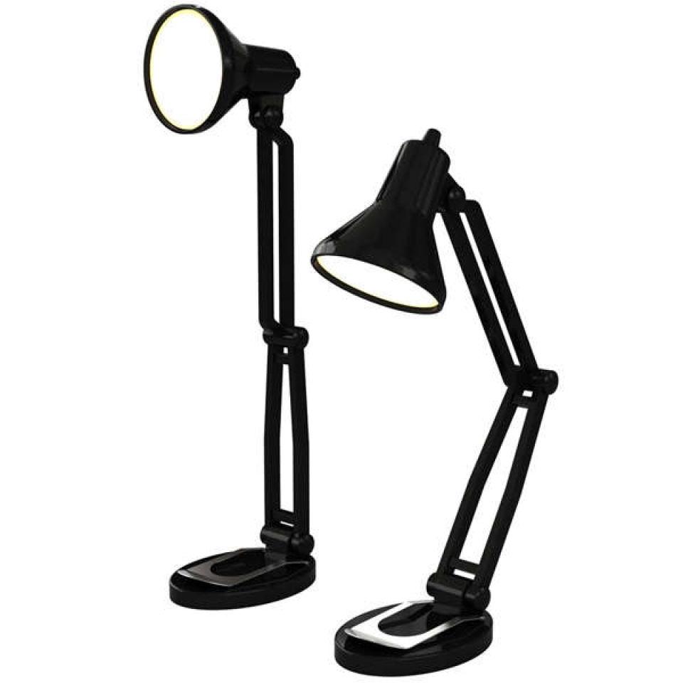 Mini Retro Style Desk Lamp Book Light Black Iwoot