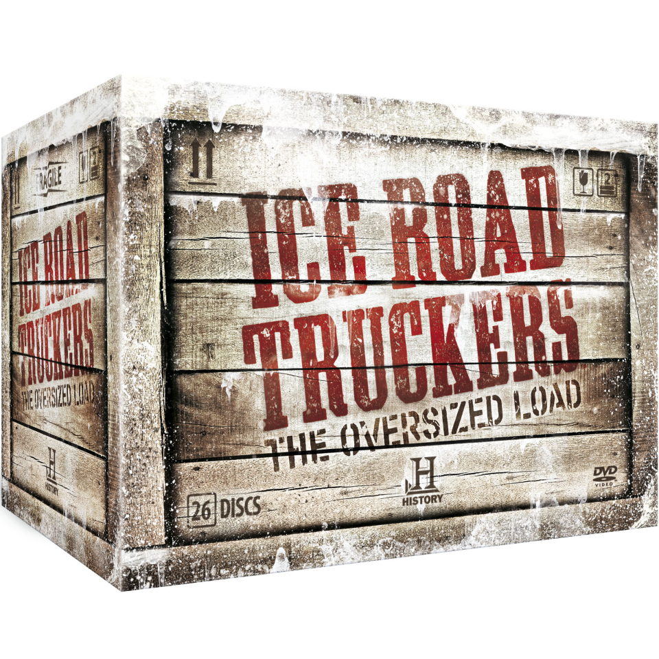 Ice Road Truckers: The Oversized Load (Includes Book)