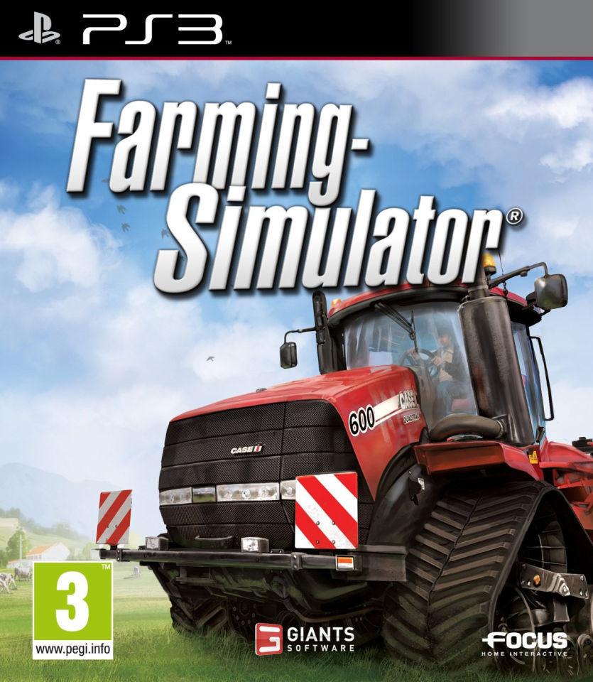 Farming Simulator Ps3 Zavvi
