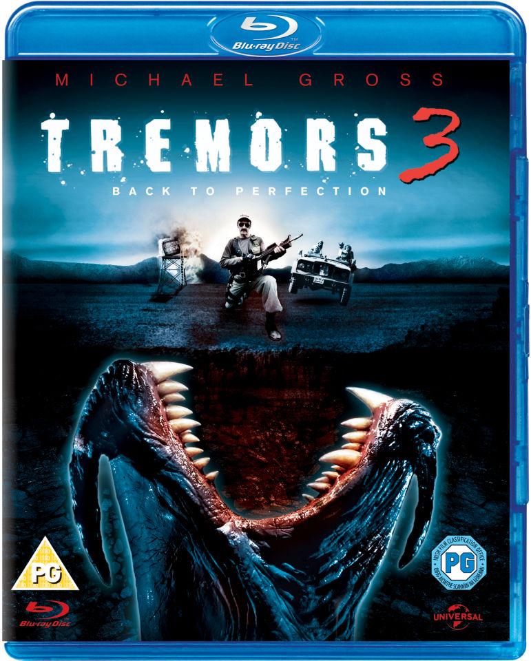 Tremors 3: Back to Perfection