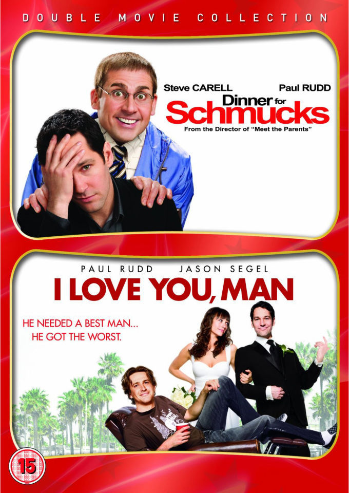 Dinner for Schmucks / I love You Man