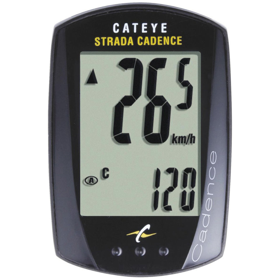 Cateye Strada Cadence Wired Computer