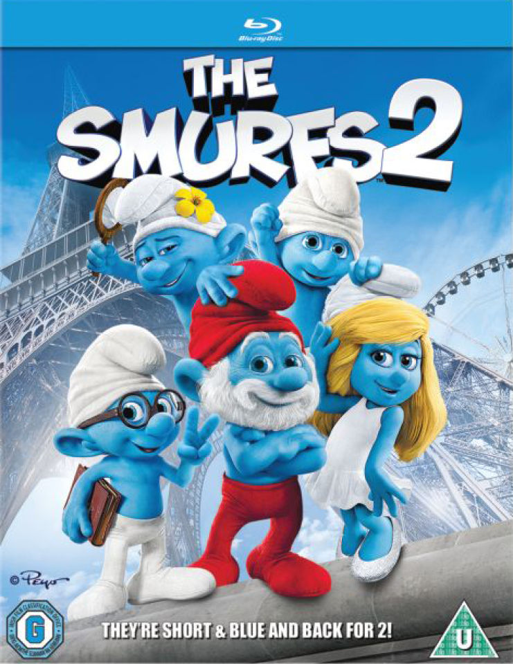 The Smurfs 2 - Mastered in 4K Edition (Includes UltraViolet Copy)