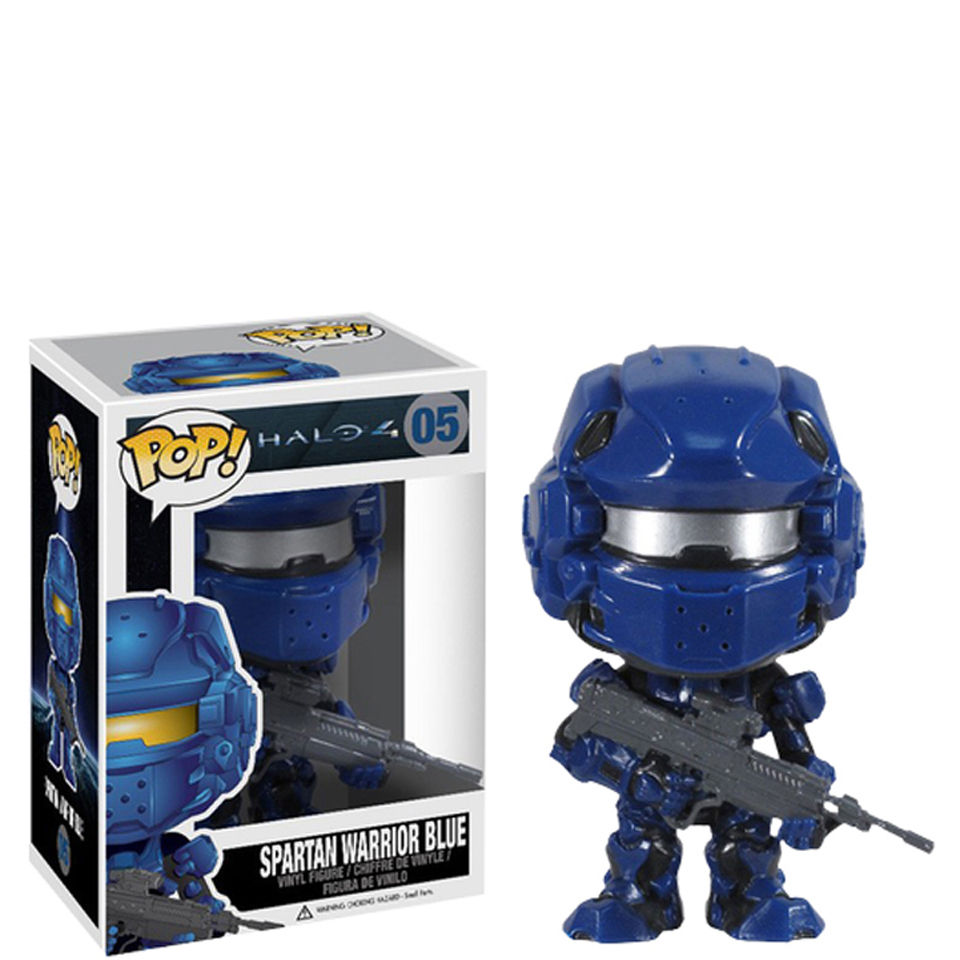 Halo 4 - Blue Spartan - Pop! Vinyl Figure