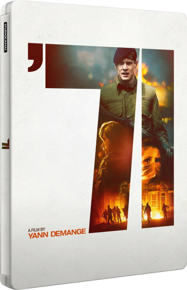71 - Zavvi Exclusive Limited Edition Steelbook (2000 Only) (UK EDITION)