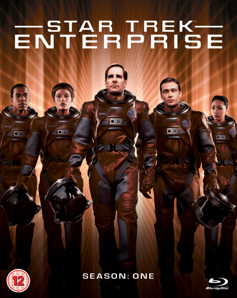 Star Trek Enterprise - Season 1