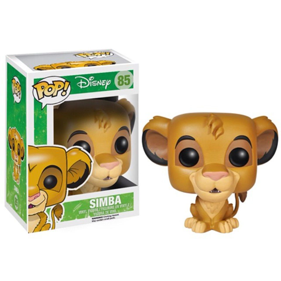 Disneys The Lion King Simba Pop! Vinyl Figure