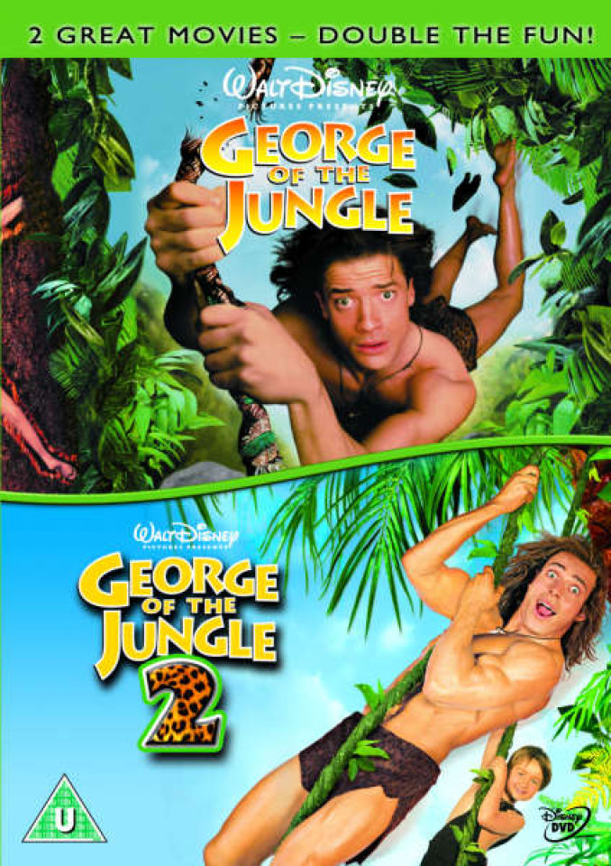 George Of The Jungle 1 And 2