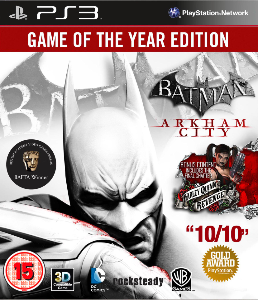 Amazon.com: Customer reviews: Batman: Arkham City - Game ...