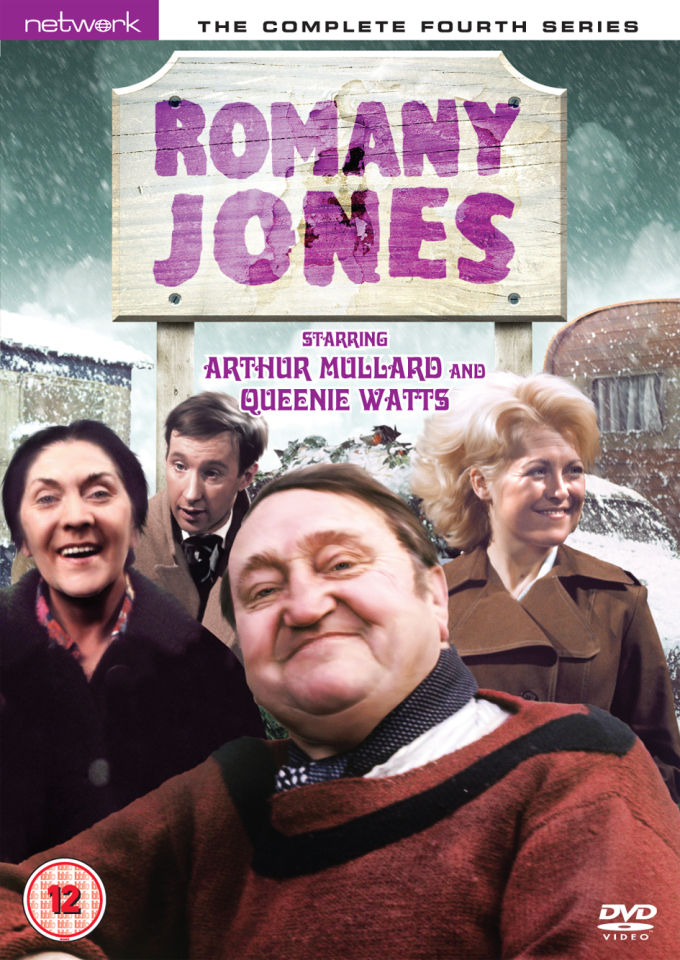 Romany Jones - The Complete Fourth Series