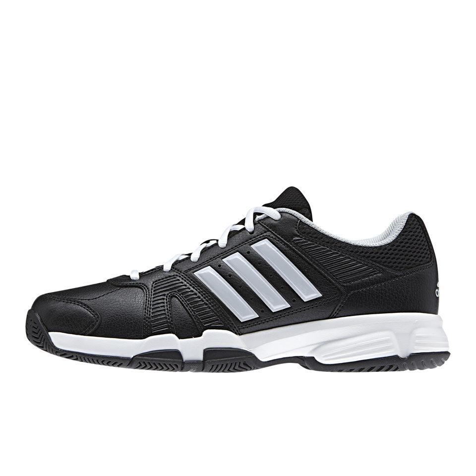 c1665a0b984e7d adidas Men's Barracks F10 Training Shoes - Black/Grey/White ...