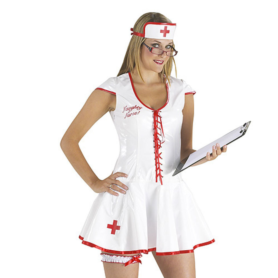 83a38461040d1 Sorry, unfortunately this product is currently out of stock. Other  customers purchased instead. Naughty Nurse PVC Uniform