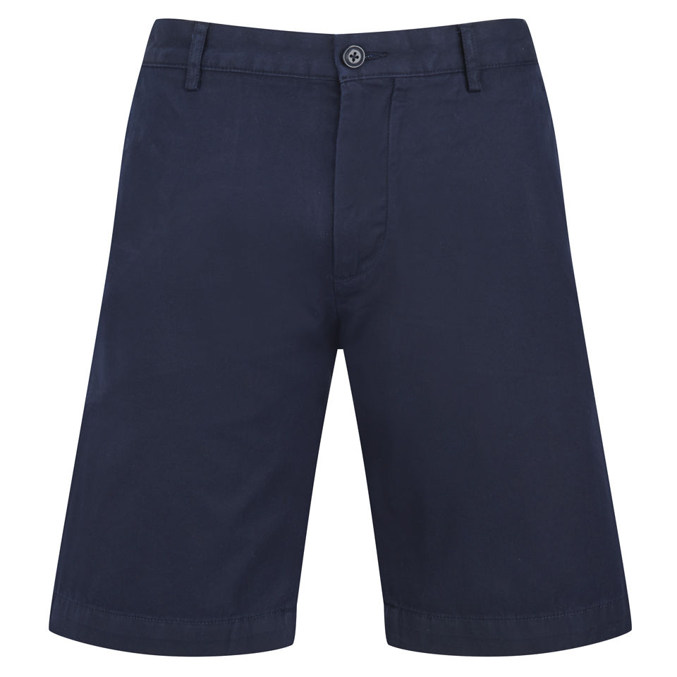 2544d6a6f Lacoste Men s Chino Shorts - Navy Blue - Free UK Delivery over £50