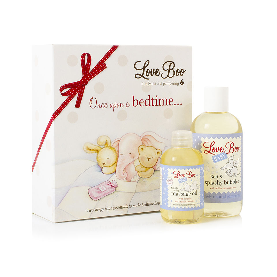 Love Boo Once Upon a Bedtime - Splashy Bubbles and Massage Oil ...