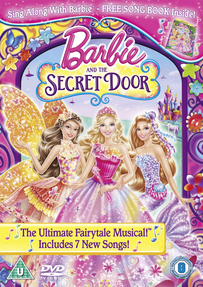 Barbie and the Secret Door (Includes Barbie Songbook)