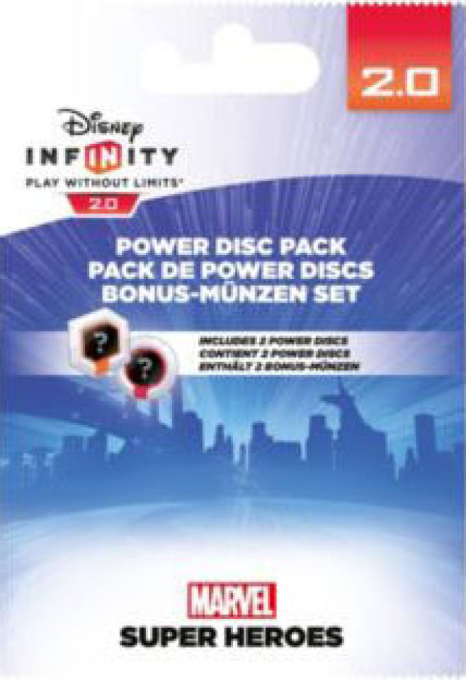 Figurines Disney Infinity 2.0 : Personnages Marvel