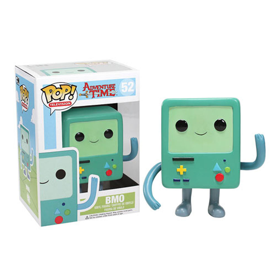 Adventure Time Beemo Pop! Vinyl Figure