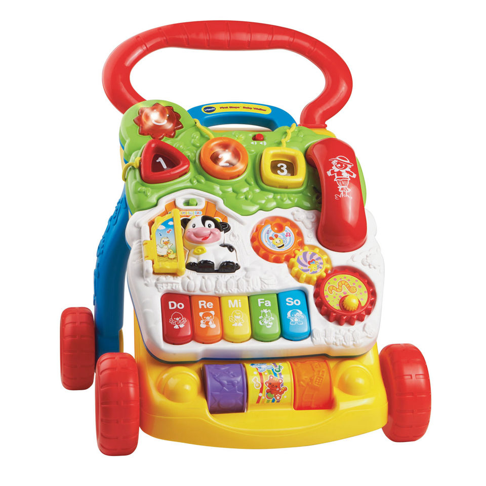 Vtech First Steps Plus Upgrade