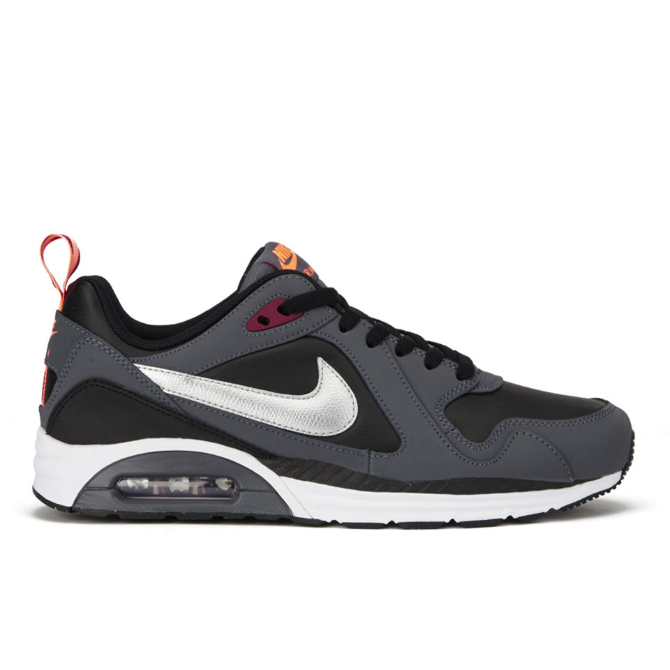 97743d23dd86 Nike Men s Air Max Triax Leather Trainers - Black Charcoal Sports   Leisure