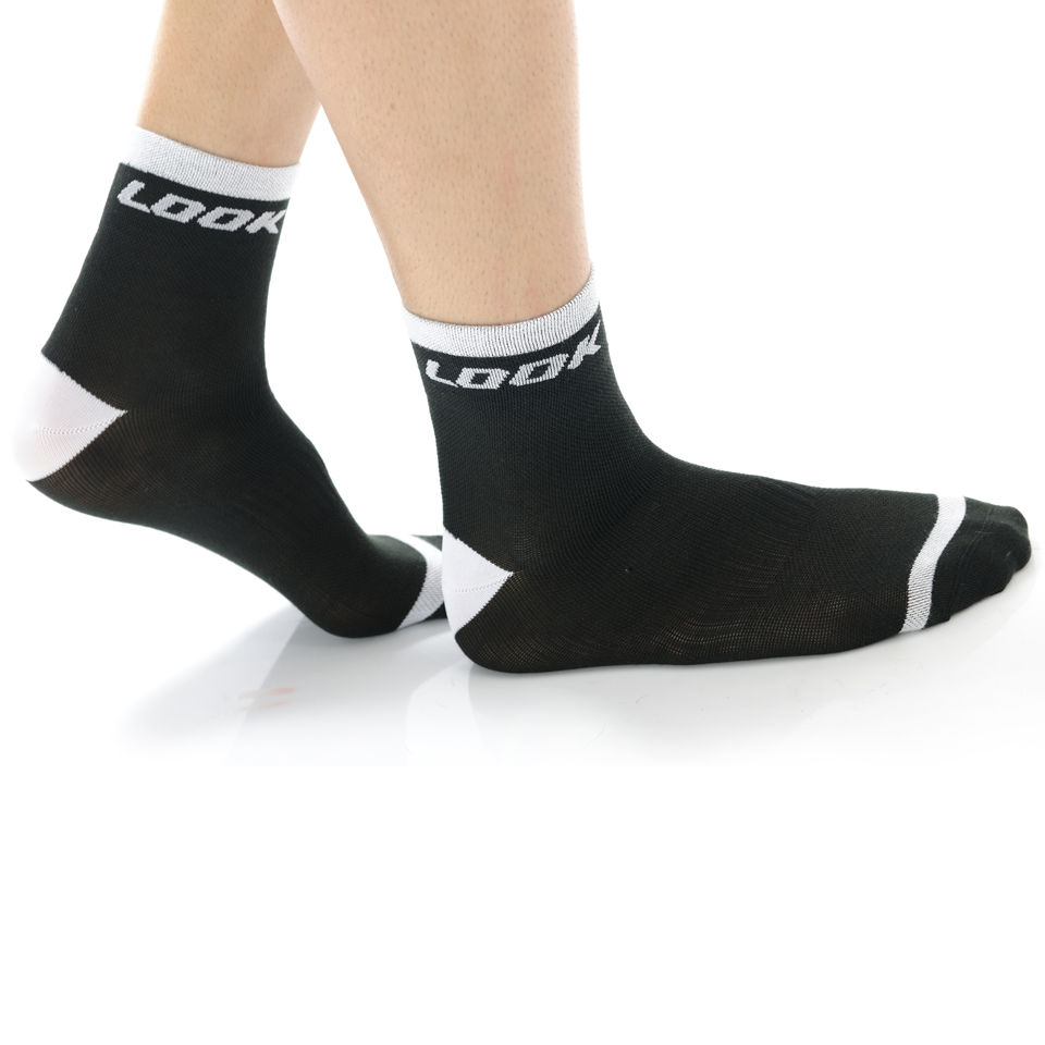 Look Classic Socks - Black