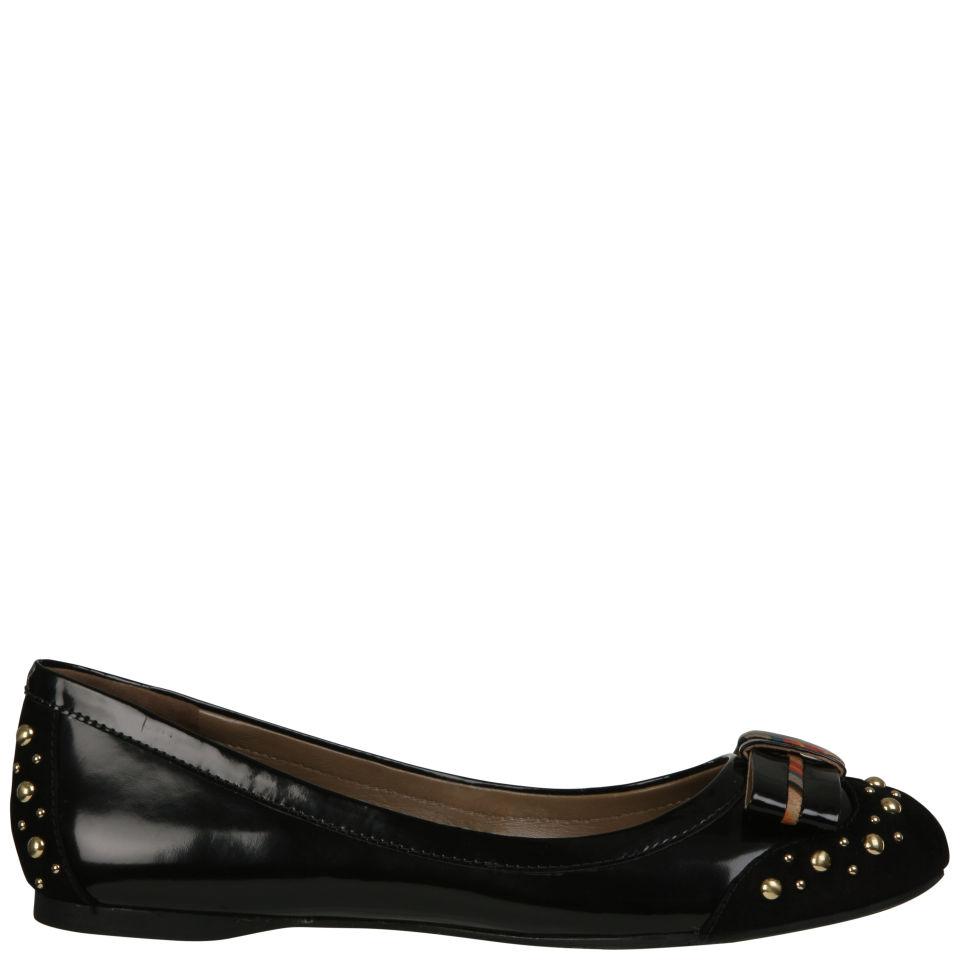 buy good uk cheap sale cheap prices Paul Smith Shoes Women's Flat Shoes - Rubin - Black