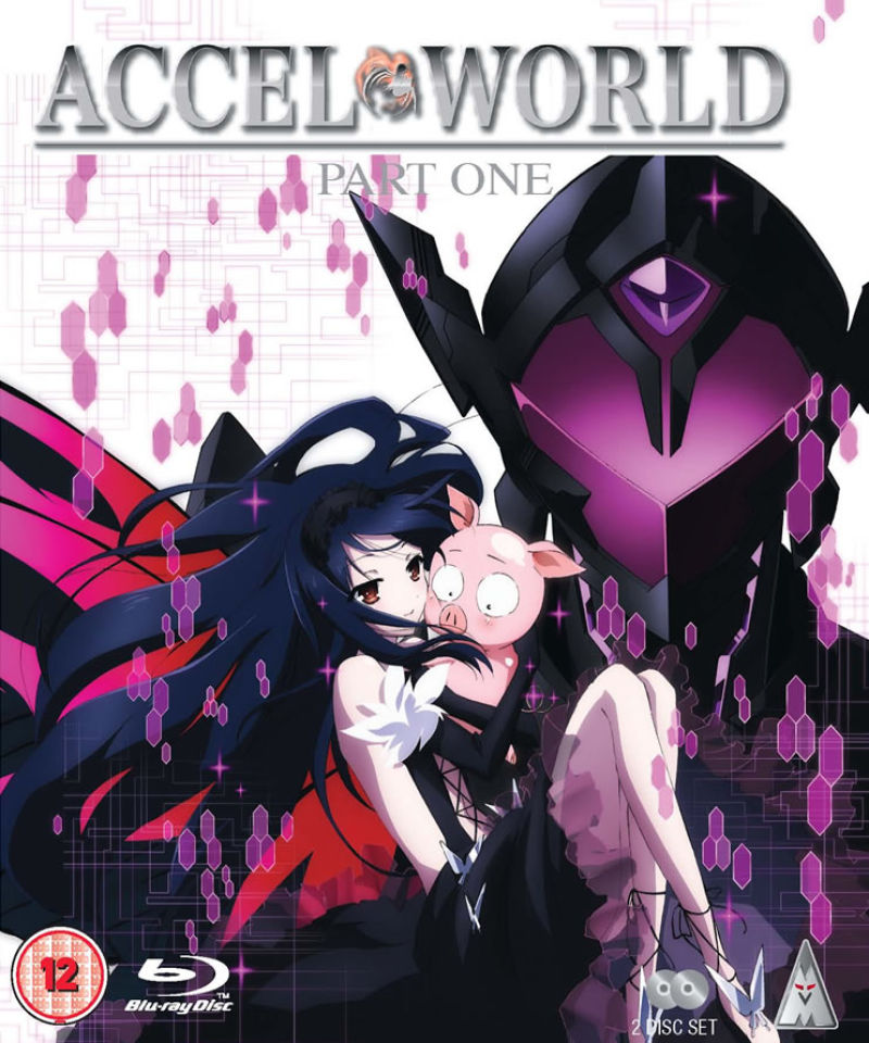 Accel World - Part 1