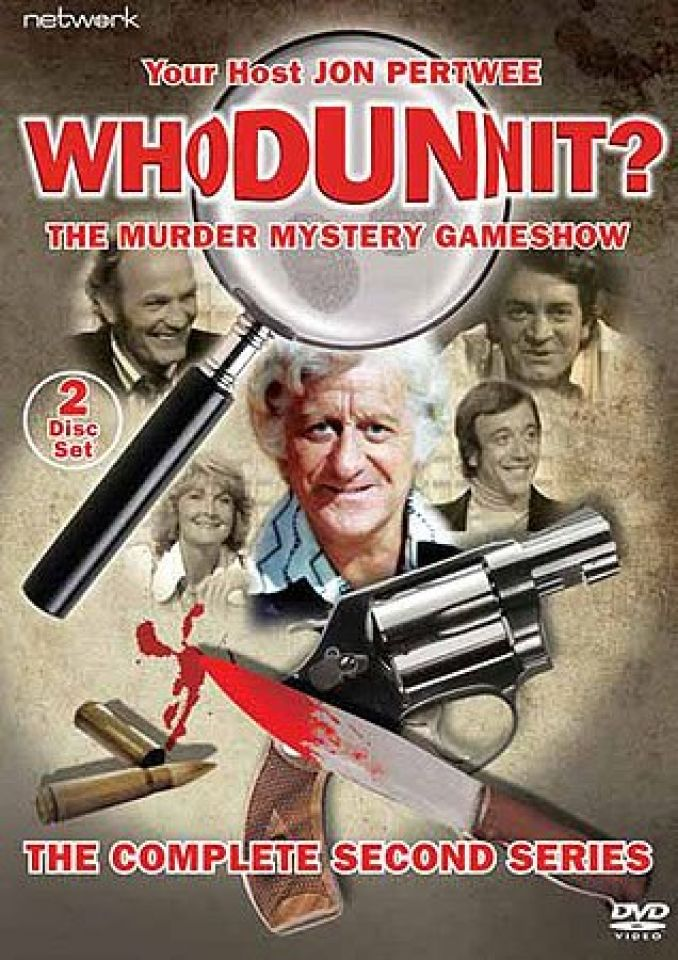 Whodunnit? - Complete Series 2