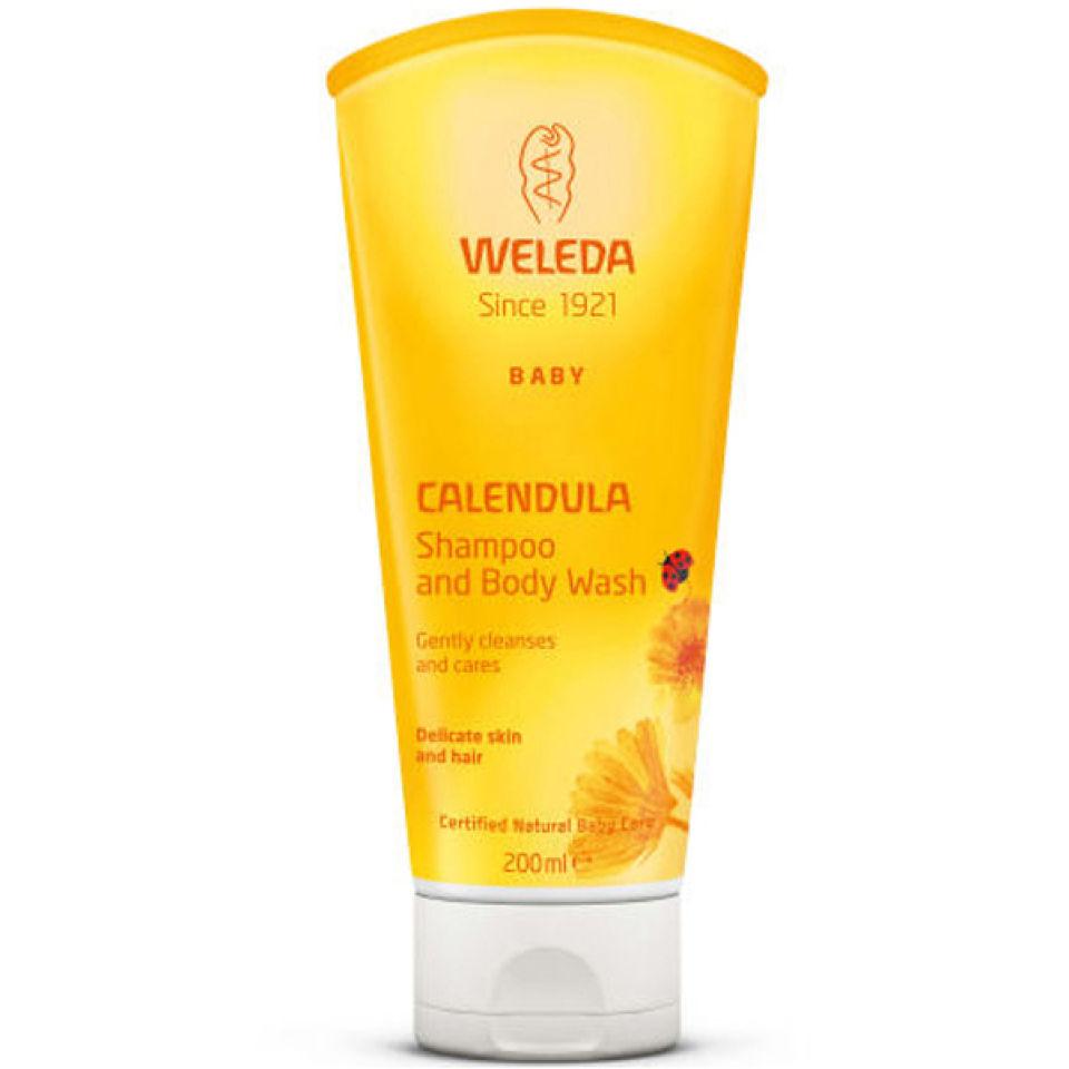 weleda calendula wash