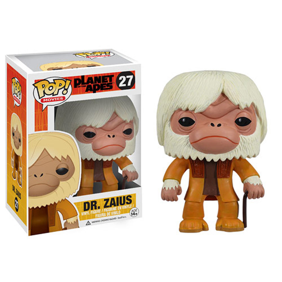 Planet of the Apes Dr. Zaius Pop! Vinyl Figure