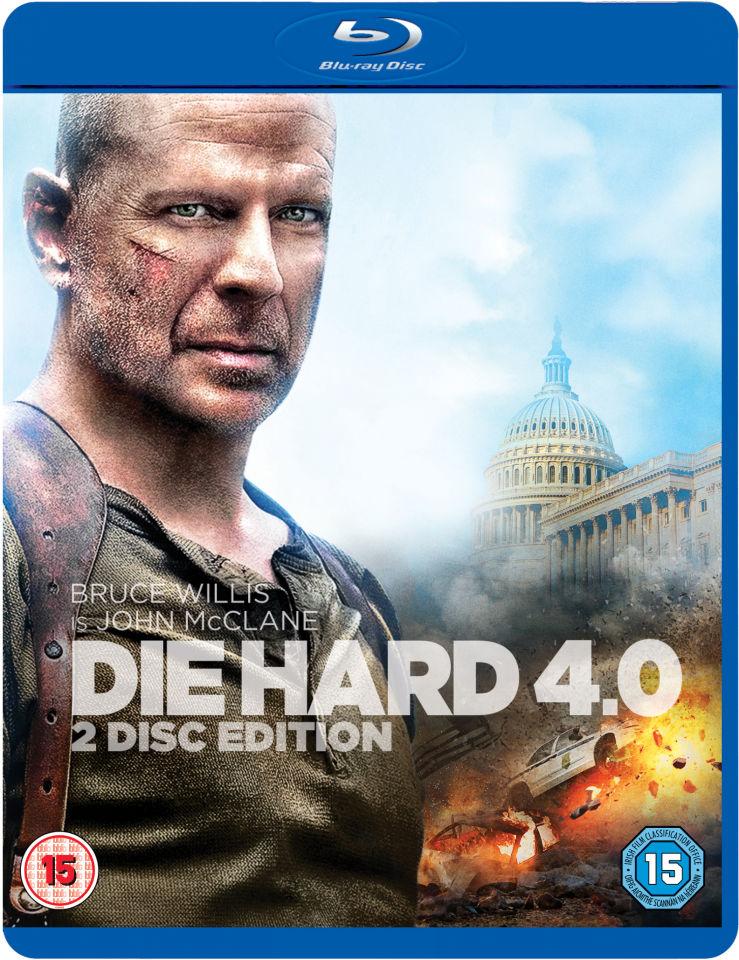 Live Free or Die Hard [Blu-ray] (Bilingual): Amazon.ca: DVD