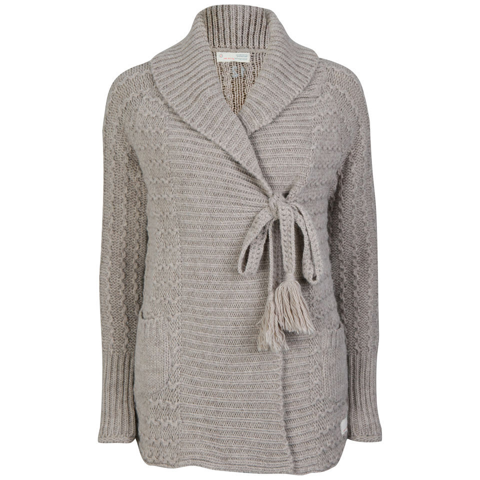db55253ead98 Odd Molly Women s Dropout Cardigan - Porcelain - Free UK Delivery ...