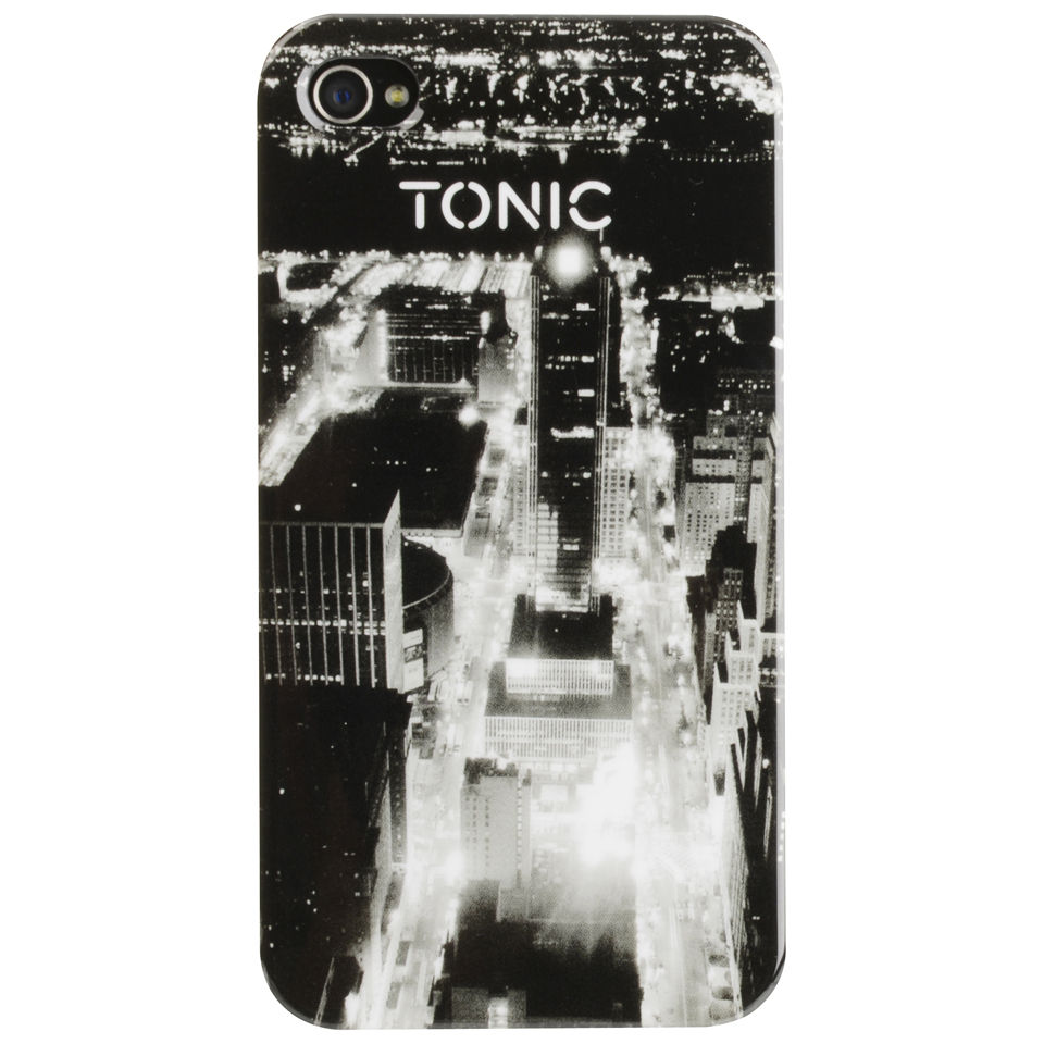 Coque iPhone 4 Cygnett Tonic- New York