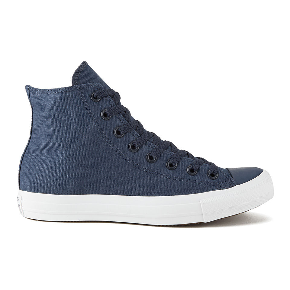 d162cc75035d Converse Men s Chuck Taylor All Star Tonal Plus Hi-Top Trainers - Navy -  Free UK Delivery over £50