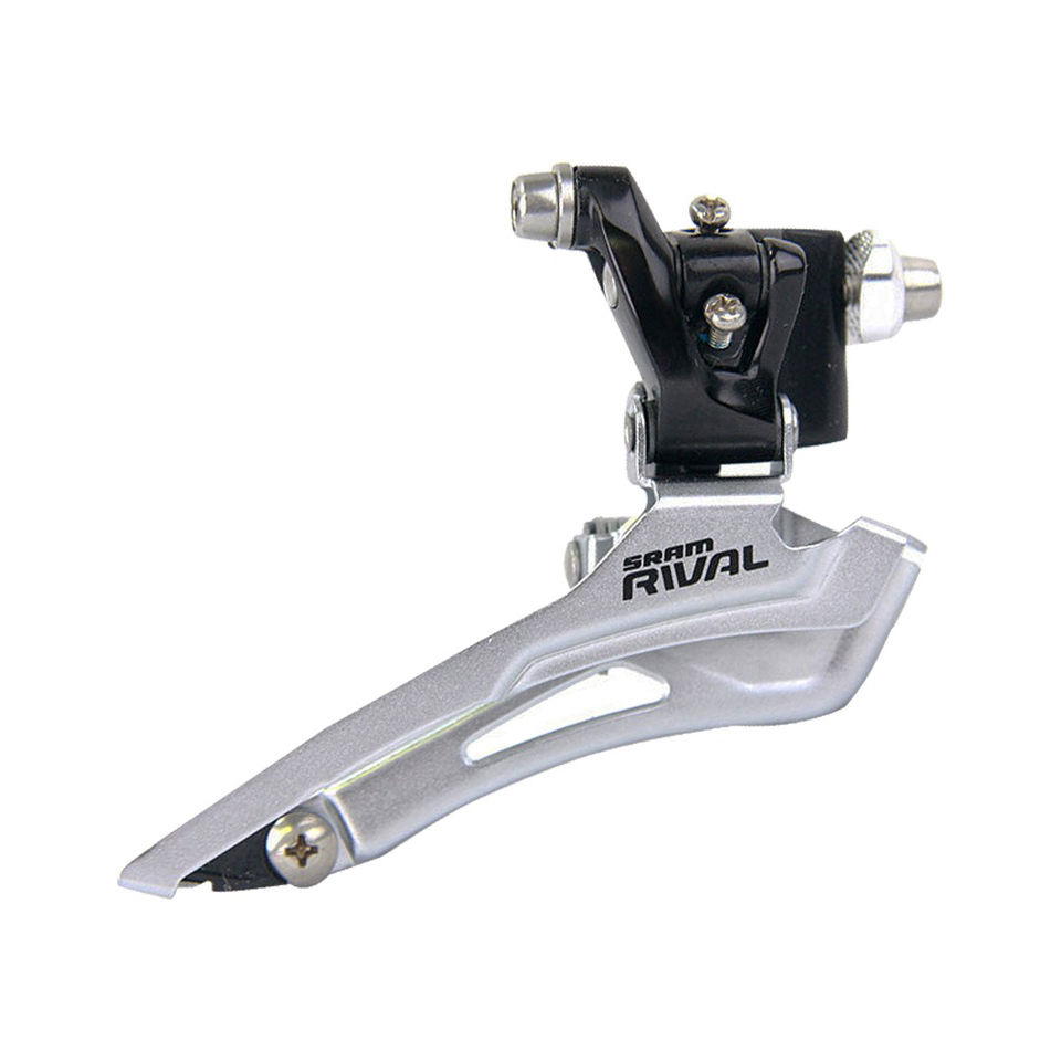 SRAM Rival Bicycle Front Derailleur - 10 Speed