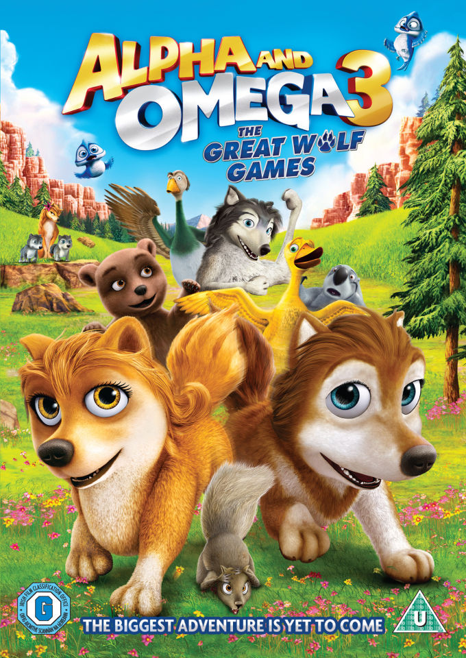 Alpha and Omega: The Great Wolf Games