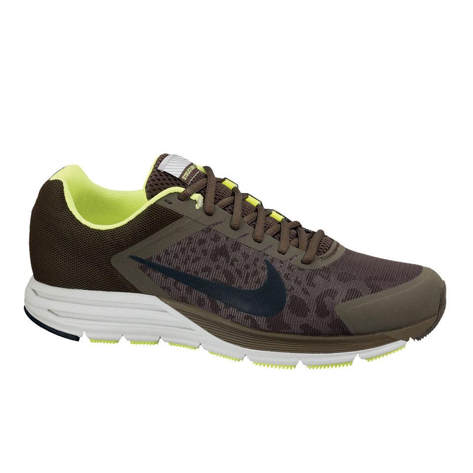 e4737a0a9b7e Nike Men s Zoom Structure 17 Shield Running Shoe - Dark Loden ...