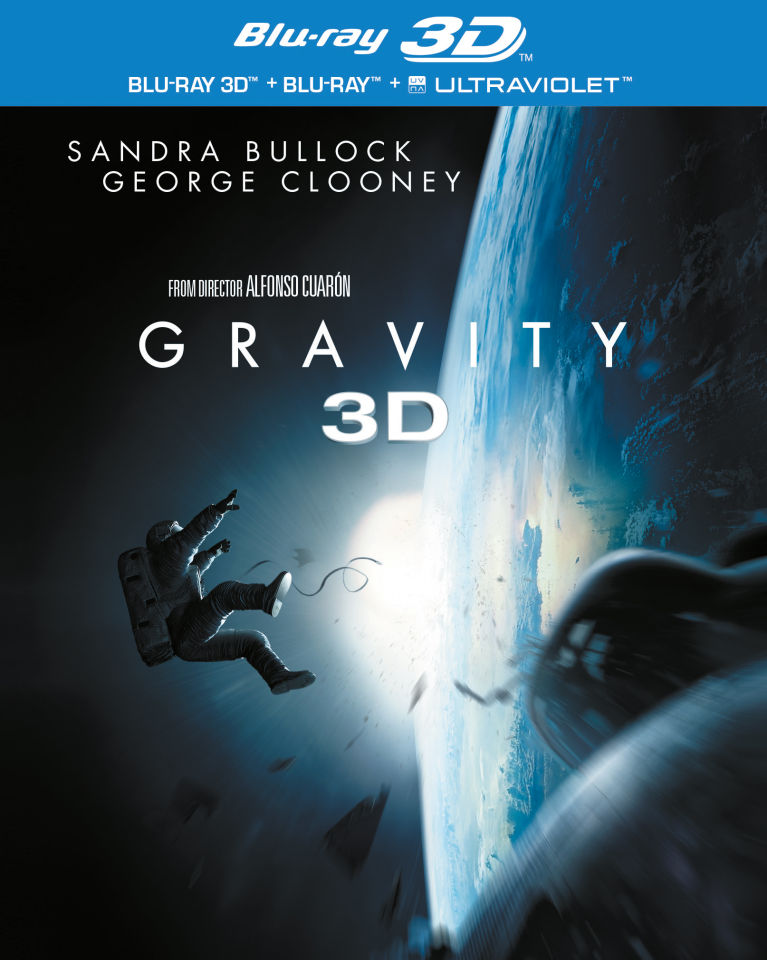 Gravity 3d includes 2d version and ultraviolet copy blu - Gravity movie 4k ...