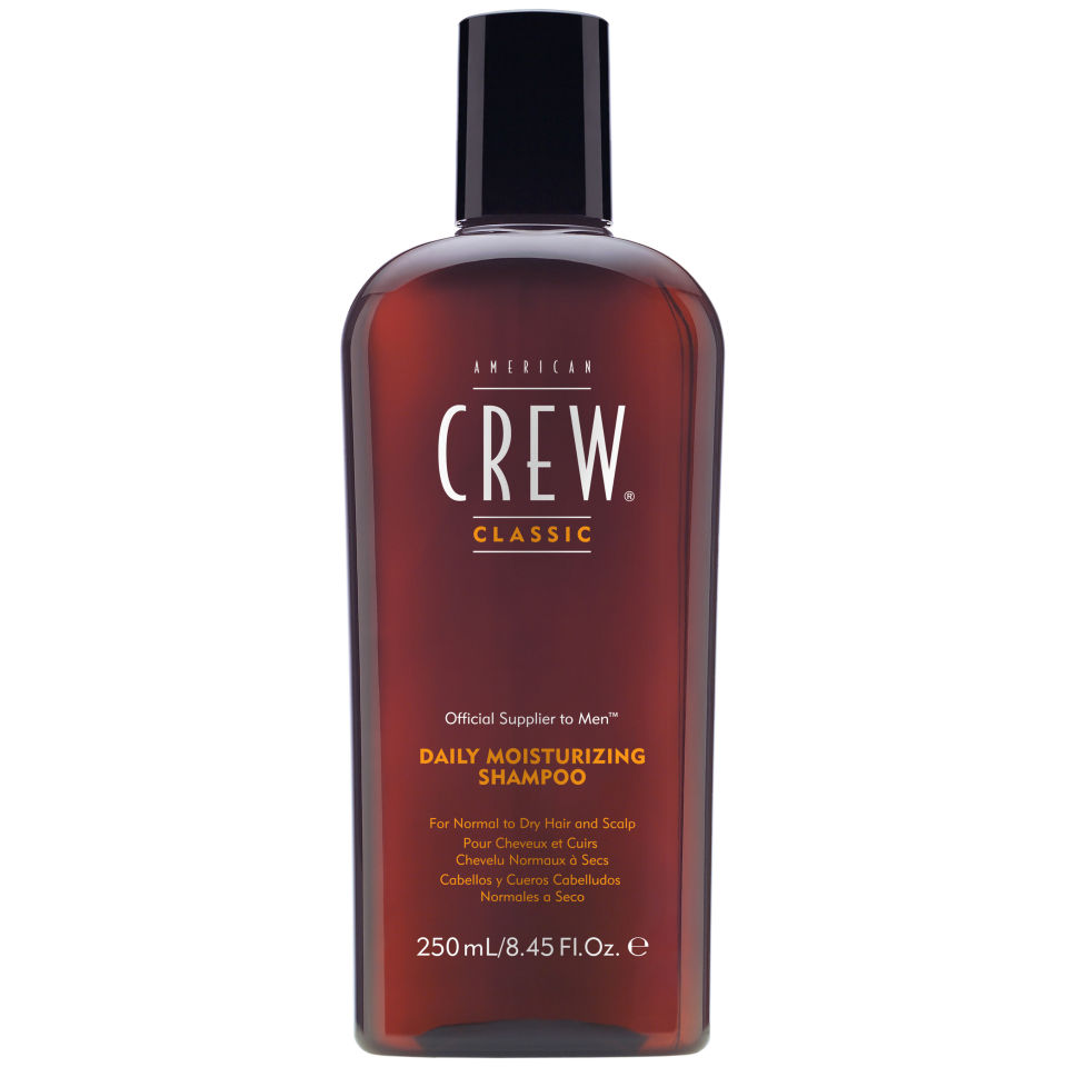 Shampoing hydratant journalier American Crew 250ml