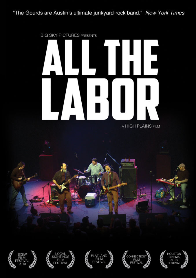 All the Labor: The Story of the Gourds