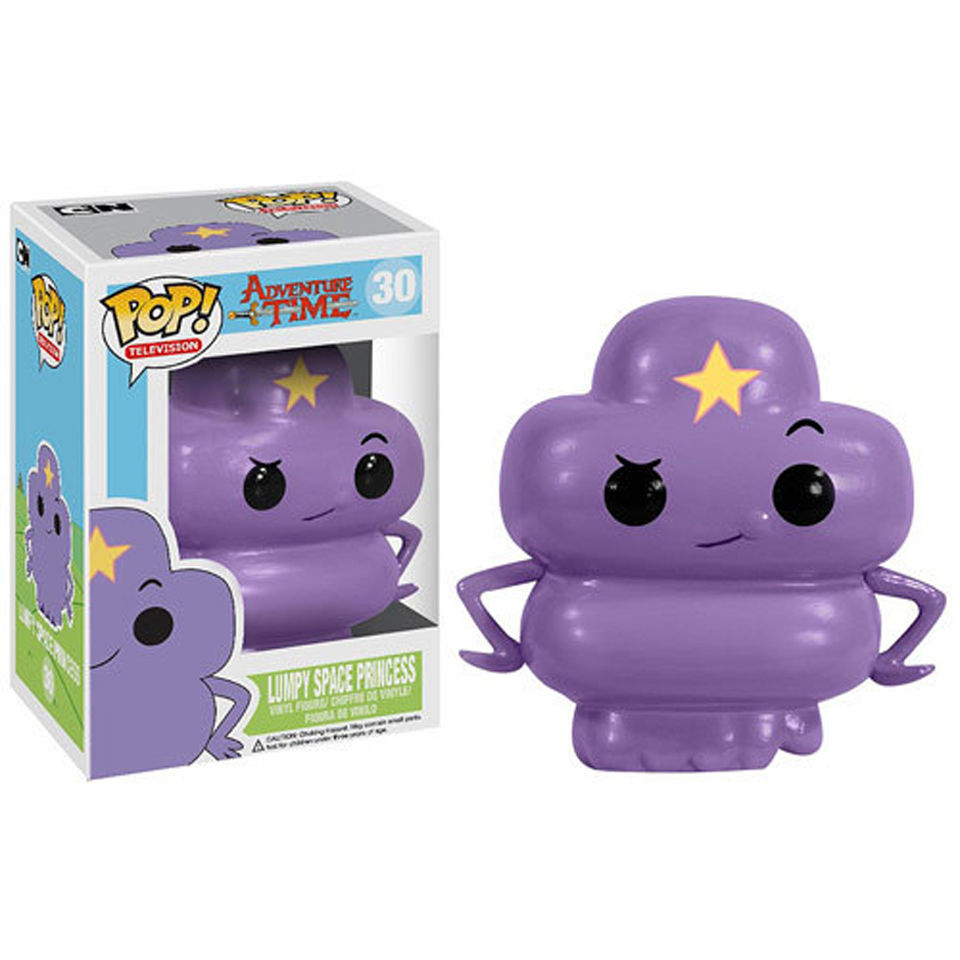 Adventure Time Lumpy Space Princess Pop! Vinyl Figure