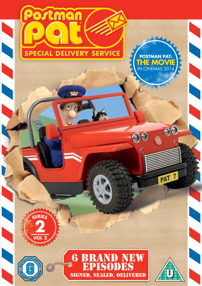 Postman Pat: Special Delivery Service - Series 2: Volume 2