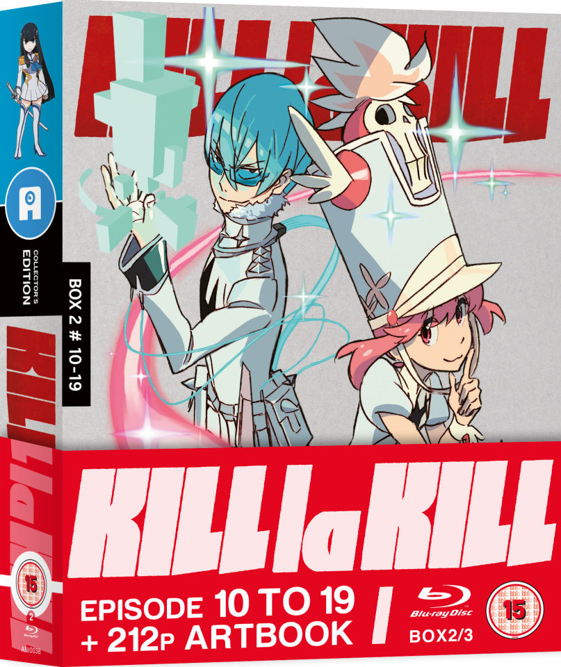 Kill la Kill: Collector