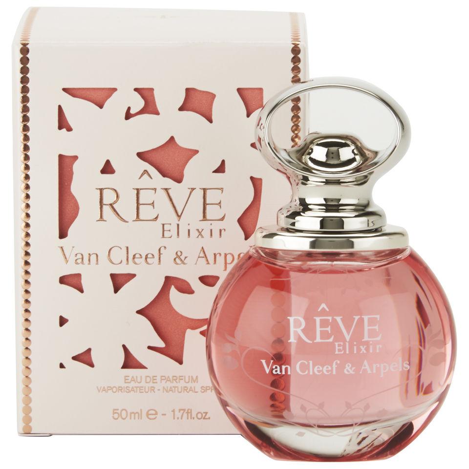 Van Cleef Arpels Reve Elixir Eau De Parfum 50ml Free Shipping
