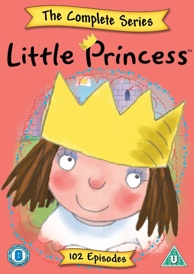 Little Princess: Complete Series 1, 2 & 3
